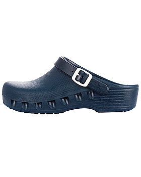 mediPlogs OP-Schuhe mit Fersenriemen blau, Gr. 40, GE Healthcare/Medical Systems, medishop.de