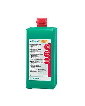 Meliseptol New Formula 1000 ml Dosierflasche Flächenschnelldesinfektion, B.Braun, medishop.de