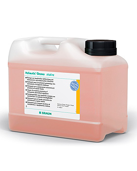 Helimatic Cleaner alcaline 5 Ltr. Instrumentenreiniger, B.Braun, medishop.de