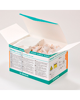 Omnican fine Comfort Pen-Kanülen 31 G, 0,25 x 8 mm (100 Stck.+ Entsorgungsbox), B.Braun, medishop.de