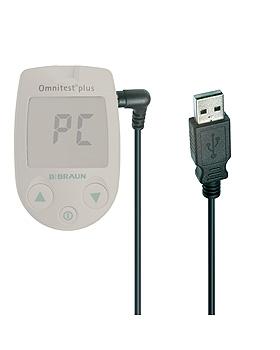 Omnitest plus/Omnitest 3 PC-Verbindungskabel USB, B.Braun, medishop.de