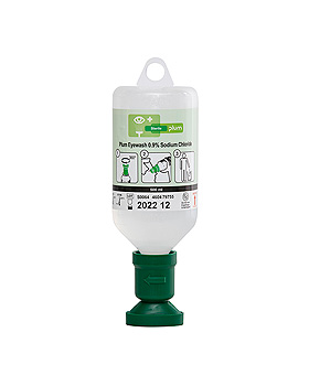 Plum Augenspülflaschen 3 x 500 ml (0,9 % Natriumchloridlösung), Plum Deutschland, medishop.de