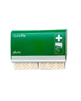QuickFix Pflasterspender inkl. 2 Water resistant Refills, Plum Deutschland, medishop.de