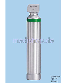 Batteriegriff Typ C aufladbar, XL 2,5 V für F.O. Spatel, Riester, medishop.de