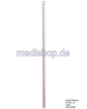 Glasrohr I, 306,5 x 9 mm, Riester, medishop.de