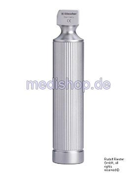 Batteriegriff Typ C nicht aufladbar, für Spatel ohne F. O., Riester, medishop.de