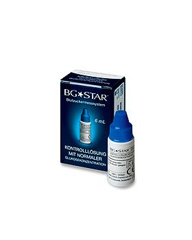 BGStar Kontroll-Lösung normal (1x6ml), Sanofi-Aventis Deutschland, medishop.de