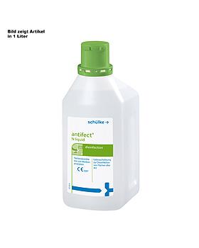 antifect N liquid 500 ml Flächenschnelldesinfektion, Schülke & Mayr, medishop.de