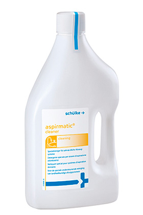 aspirmatic Cleaner (Reinigung) 2 Ltr., Schülke & Mayr, medishop.de