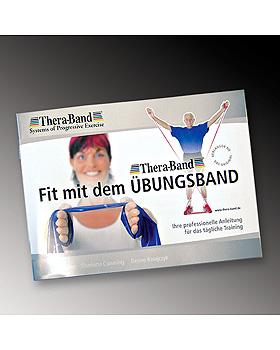 Anleitung Fit mit dem Übungsband 24-seitig, deutsch, Thera Band, medishop.de