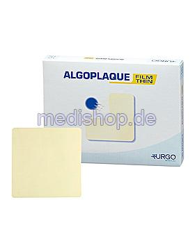 Algoplaque Film Hydrokolloidverband, 10 x 10 cm (20 Stck.), Urgo, medishop.de