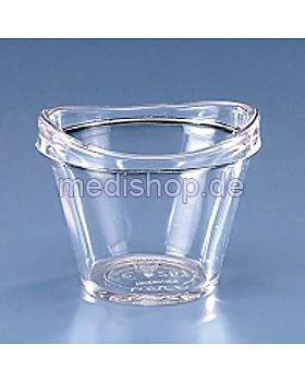 Augenbadebecher 25 ml, glasklar, Walch, medishop.de