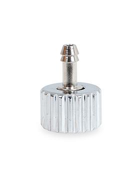 Anschlusstülle mit Überwurfmutter, gerade, 5,2 mm Ø, Gewinde 3/8, Weinmann, medishop.de