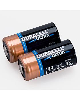 Batterien Lithium für AED Plus (2 Stck.), Wero, medishop.de