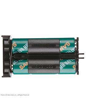 Batterien, wiederaufladbar für ThermoScan Pro 4000 (2 Stck.), WelchAllyn, medishop.de