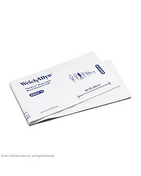 FlexiPort Einmal-Manschetten (20 Stck.) ohne Schlauch, für Erwachsene, WelchAllyn, medishop.de