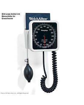 767 Blutdruckmessgerät, Wandmodell mit FlexiPort-Manschette für Erwachsene, WelchAllyn, medishop.de