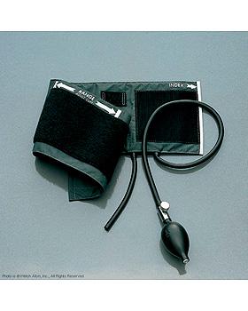 Manschette mit Gebläse für Erwachsene, 2-Schlauch, WelchAllyn, medishop.de