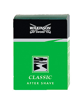 After Shave Classic Wilkinson Typ 214, 100 ml, Wilkinson Sword, medishop.de