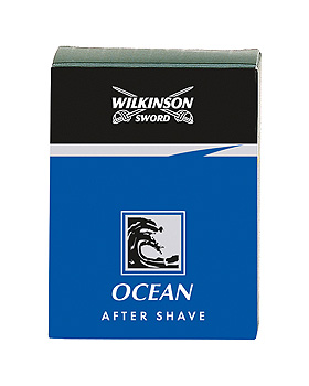 After Shave Ocean Wilkinson Typ 204, 100 ml, Wilkinson Sword, medishop.de