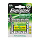 Energizer NiMH Akkumulatoren Power Plus Mignon AA HR6 1,2 V (4er-Pack)