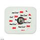 3M Red Dot EKG-Überwachungselektroden f. Erw. f.Intensiv 3,5 x 4 cm (50 Stck.), 20 Beutel