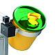 Entsorgungsboxen Medi-Müll 1,5 Ltr. mit Variocar-Halterung (20 Stck.)
