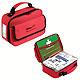 Office plus Verbandtasche rot, gefüllt nach DIN 13157, 1 Stück