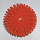 Igel-Massage-Handball rot Ø 9 cm