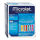 MICROLET Lanzetten farbig (200 Stck.), 1 Packung
