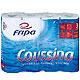 Fripa - Coussina Küchenrollen 3-lagig (8 Pack à 4 x 51 Bl.)