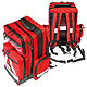 Notfallrucksack WasserStopp ratiomed groß, rot, leer, 1 Stück