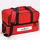 HAN-LIFE Rettungstasche leer, rot, Polyamid, 1 Stück