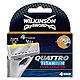 Ersatzklingen Typ 5090 für Wilkinson Quattro Titanium Precision (4 Stck.)