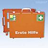 Erste Hilfe-Koffer gefüllt