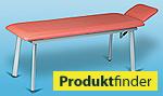 Produktfinder für: Praxisliegen starre Höhe